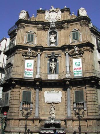 Aldo Isaia: Palazzo Rudinì, in vendita uno dei quattro canti